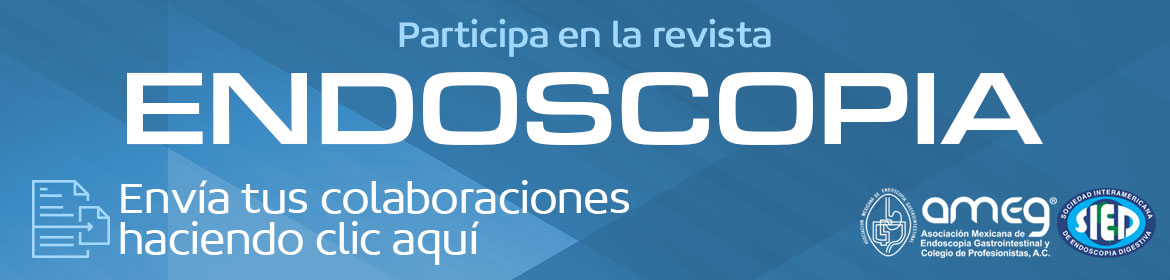 Colabora en la revista Endoscopia
